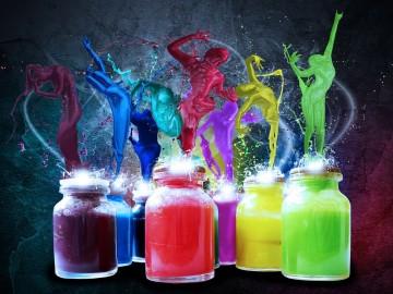 Цвет влияет на качество работы!
