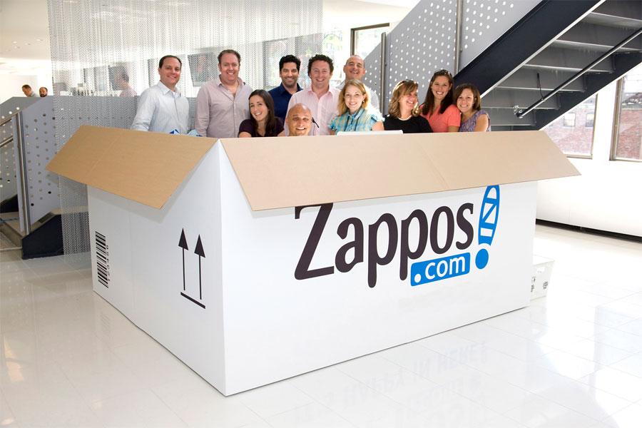 История успеха Zappos