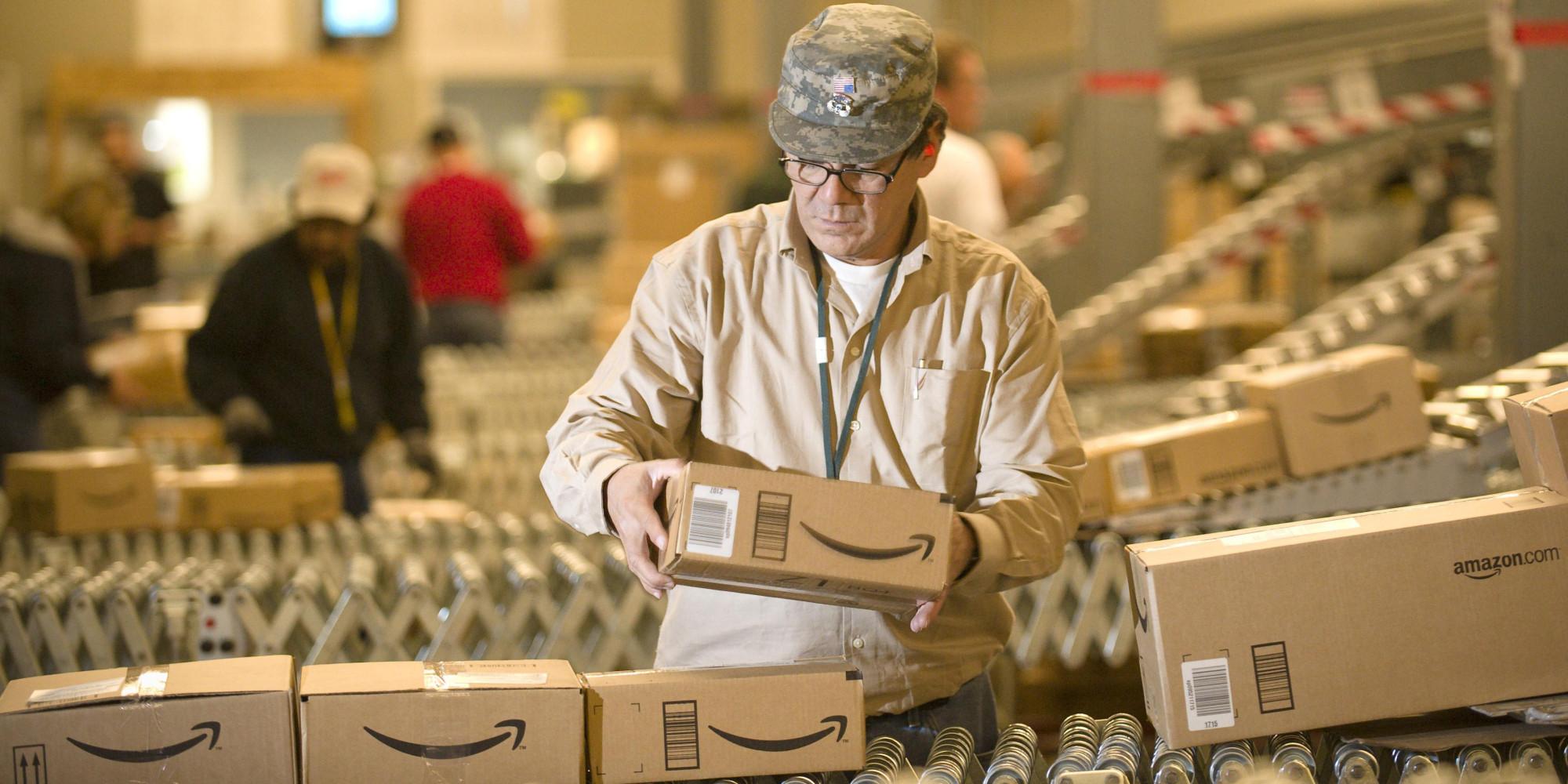Как Amazon покорил практически весь мир?