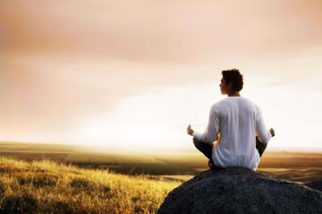 Только медитация! Только позитив!