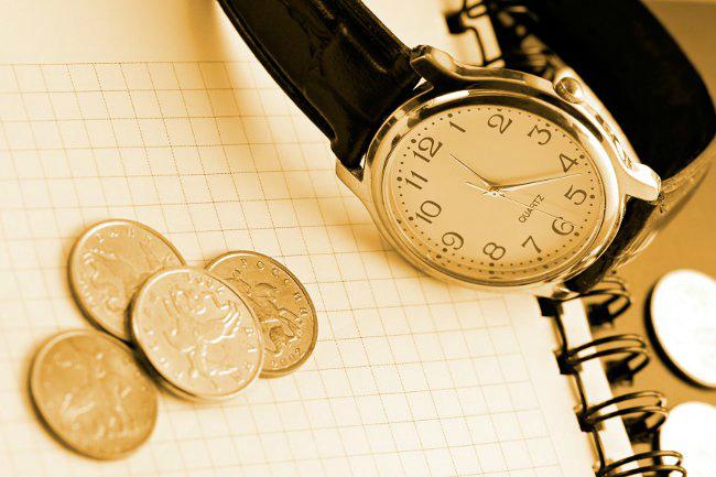 Время - деньги!