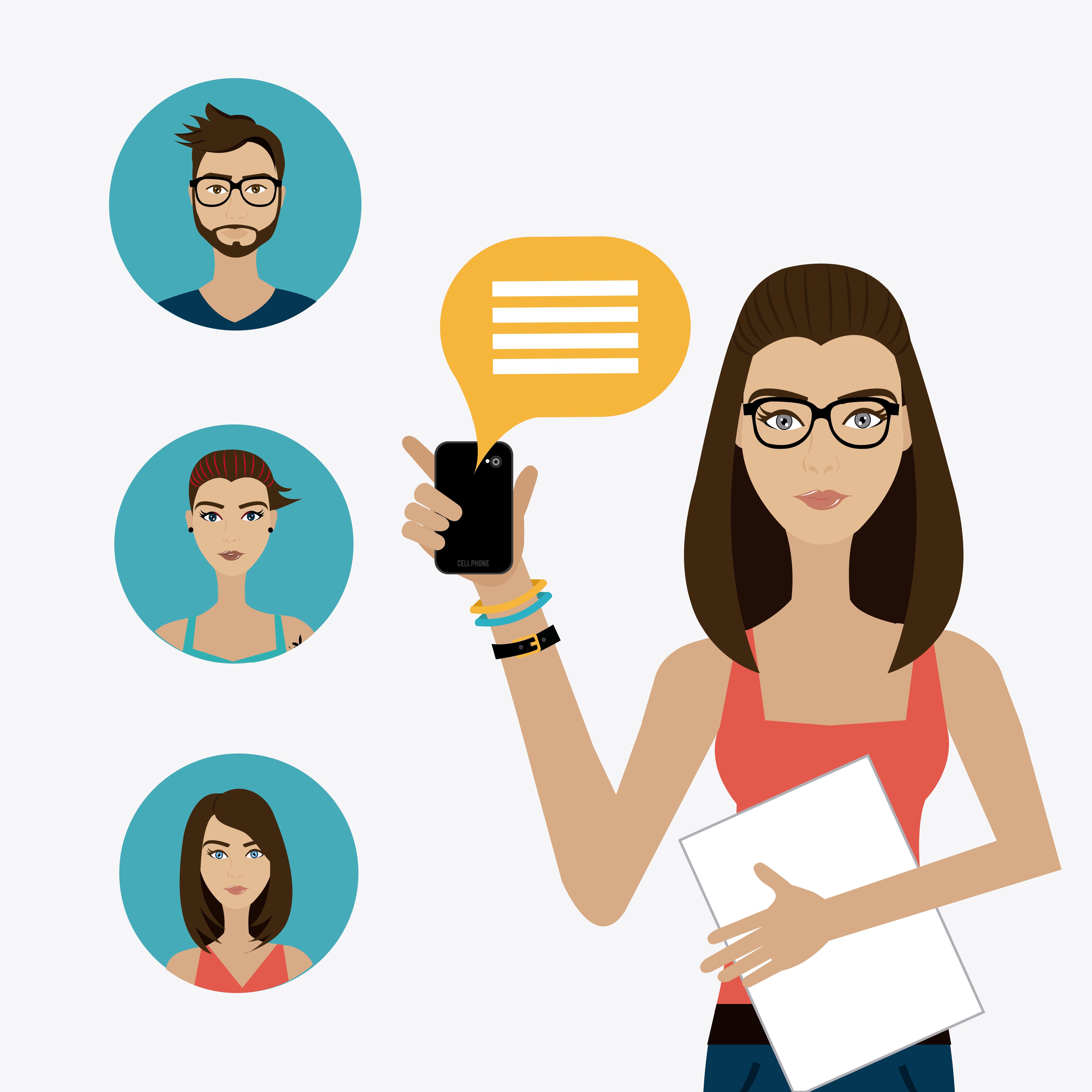 Основные методы привлечения подписчиков в сообщество