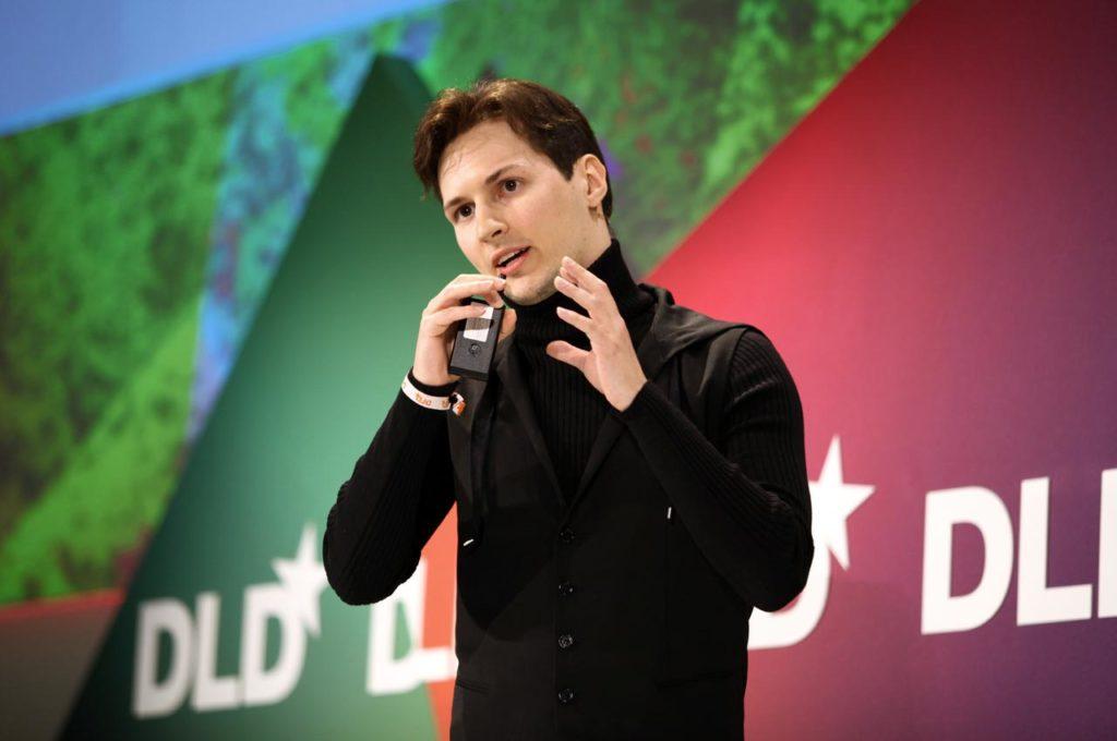 Павел Дуров: путь к успеху